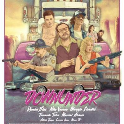Banda sonora original - Downunder - Iker Arranz Productor musical